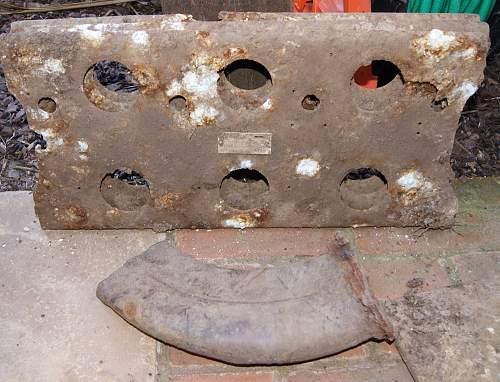 RRPG Big Dig weekend - Day 1 - RAF airbase dump
