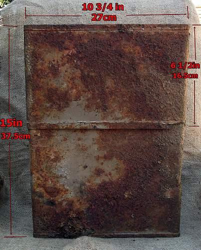 RRPG big dig weekend - Day 2 - British army dump
