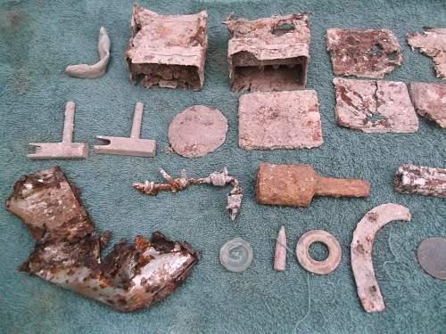 Relic identification.