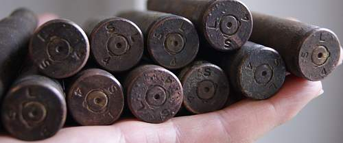 WW2 gunnery range - Impromptu visit
