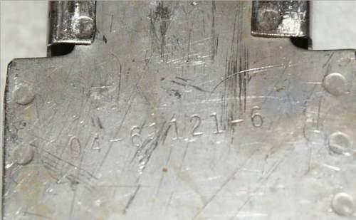More P-51 / P-47 collision relics