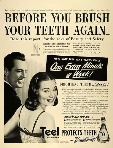 Teel Mouthawash Advert, 1942 WRF800.jpg