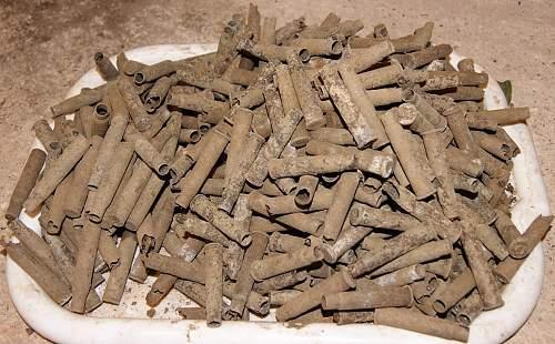 USAAF dump dig - 4th August 2013
