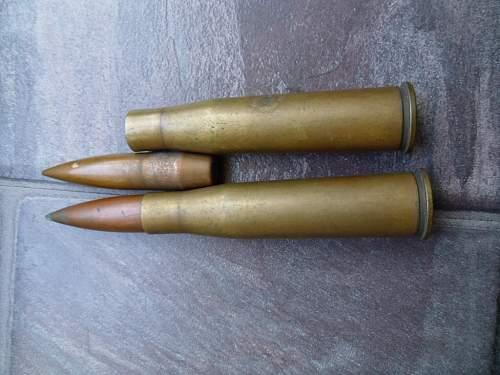 inert ammunition