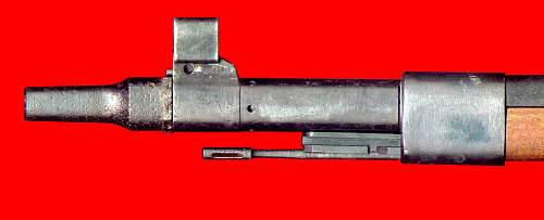 Part of K98 for sniper???