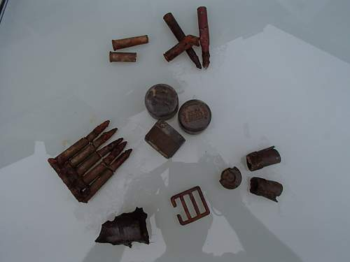 Finds and questions.....