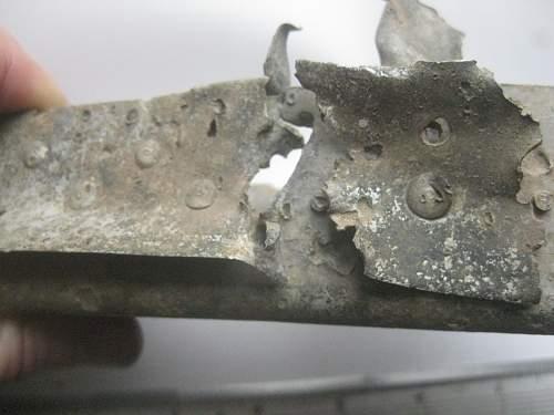 Dambuster Lancaster parts.