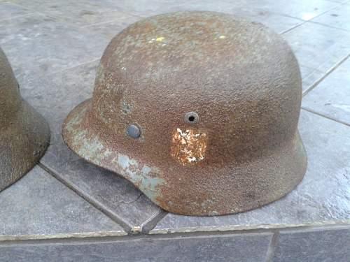 Helmet season