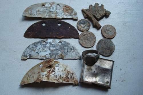 Battledamaged beautiful finds