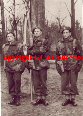 Remains from Polish Para Camp in England