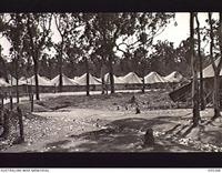 ROCKY CREEK, QLD 1943-08-09-10. GENERAL VIEW OF 2 2ND AUSTRALIAN GENERAL HOSPITAL..jpg