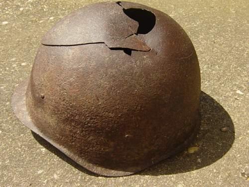 Relic M40 Soviet helmet from Austria. 001.jpg