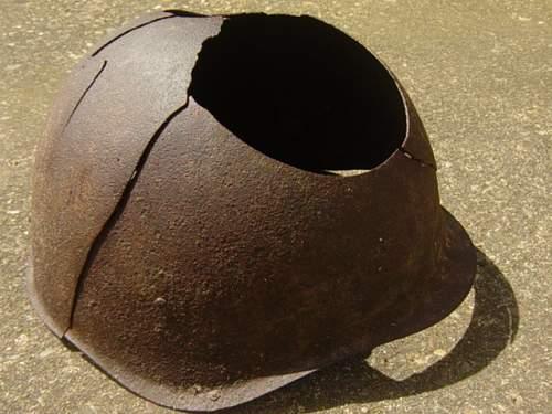 Relic Soviet M40 helmet from Austria. 003.jpg