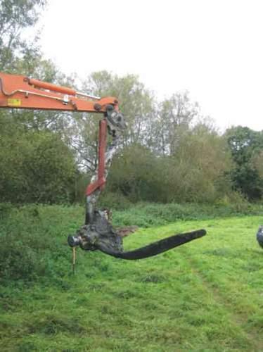 Spitfire Dig