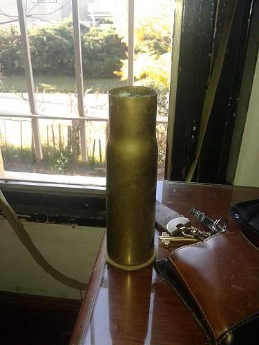 PATR FABR Bullet