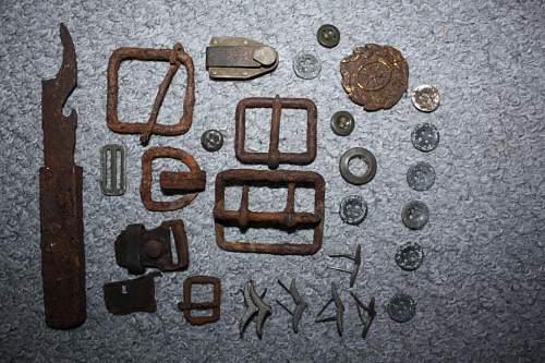 battlefield relics ( Kurland )