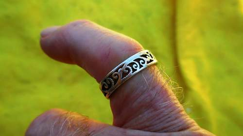 Click image for larger version.  Name:My first Silver ring Oct 10 14 (1).JPG Views:8 Size:91.9 KB ID:790468