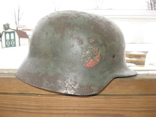 Stalingrad dug Helmet
