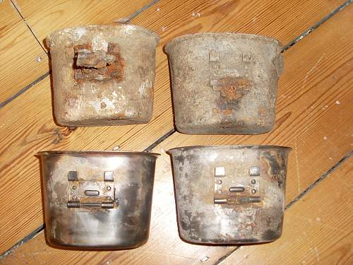 8th Air Force finds. Winter 09/10 part 1