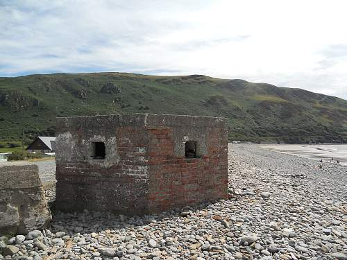 Dragon's Teeth, North West Wales Coast.