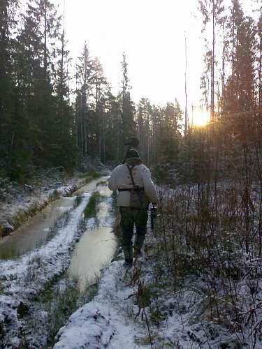 Projectiles PAK 40 was found near  the village Voronovo Leningrad Region