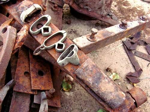 Stalingrad: digging near Gorodisсhe & Gumrak