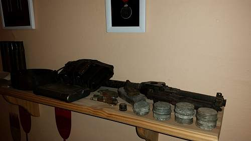 Eastern Front Relics of more kind