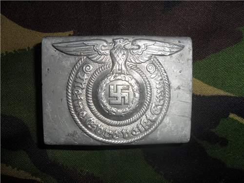 Relics from the Eastern Front.