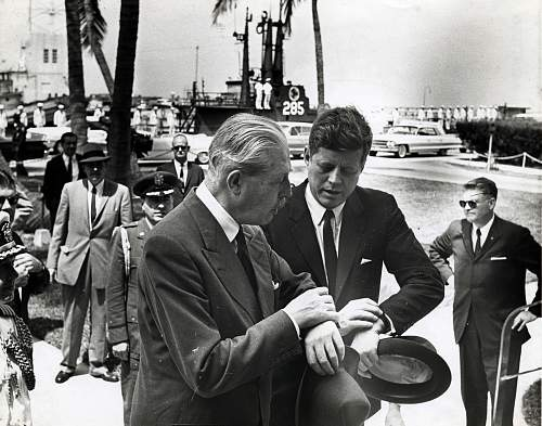 Click image for larger version.  Name:MacMillian_and_Kennedy_in_Key_West_March_1961.jpg Views:1 Size:222.7 KB ID:921847