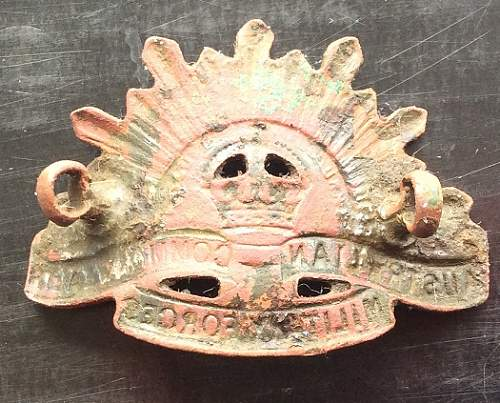 Australian Gold Rush 1850's