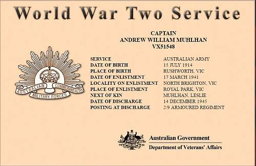 Click image for larger version.  Name:Capt MUHLHAN, ANDREW WILLIAM VX51548.JPG Views:2 Size:77.0 KB ID:959301
