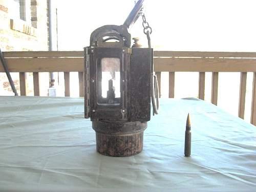 Stalingrad bunker lantern