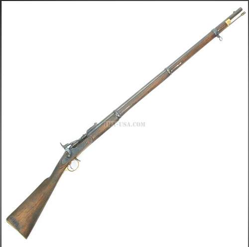 Click image for larger version.  Name:British P-1864 Snider type Breech Loading Rifle.JPG Views:1 Size:33.6 KB ID:965256