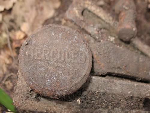 Battlefield Archaeology in Kharkov Region