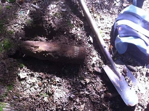 My dug-ups