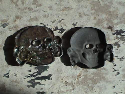 ss insignia relics