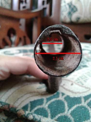 Click image for larger version.  Name:getrokken-snider bayonet measurement 1.jpg Views:8 Size:103.5 KB ID:1008563