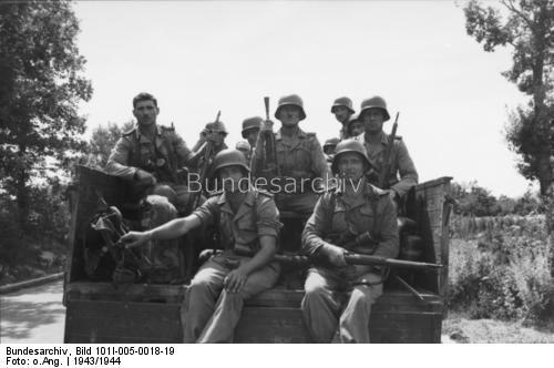 M-91 Carcano Bayonet Remarked