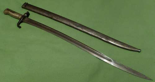 What is this bayonet?