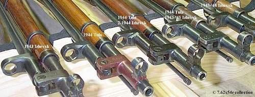 WW2 Russian Folding Bayonet?