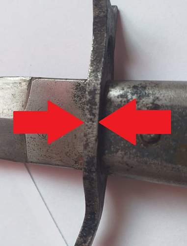 Need help for identification and evaluation for this DEMAG bayonet