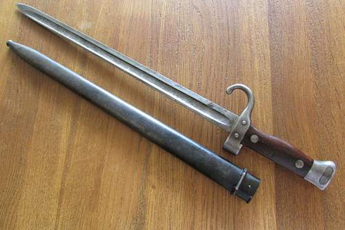What bayonet is this?