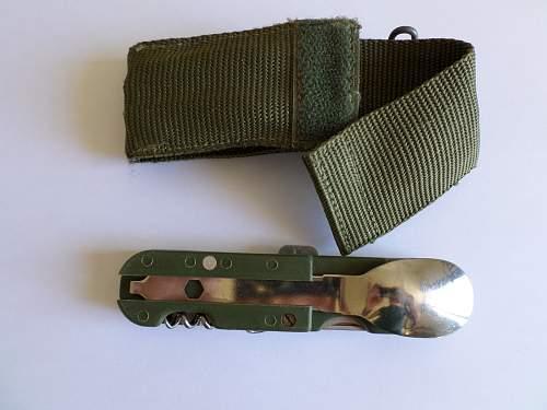 G.A.K. - West German Bundeswehr Taschenmesser