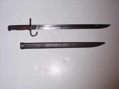 My Favorite bayonets/fighting knives