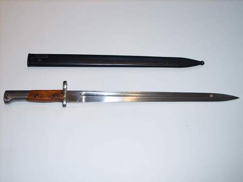 My Favorite bayonets/fighting knives