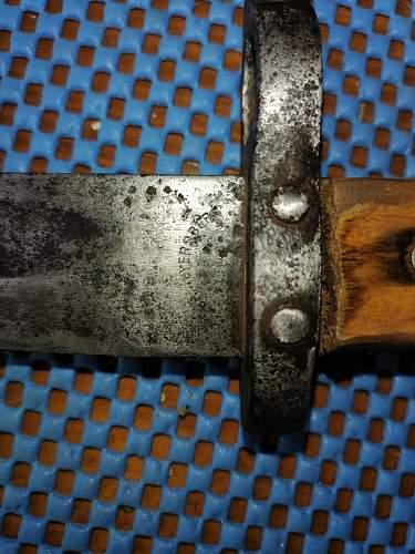 Identify this Bayonet