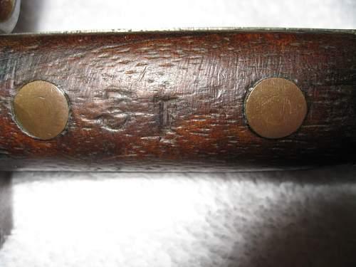 Some of my 1888 Pattern Bayonets