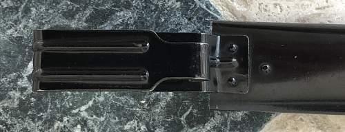 WWII German (?) Tool kit knife...