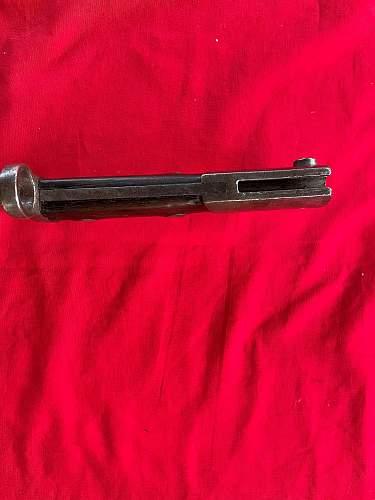 M1924 Long Bayonet Help Please