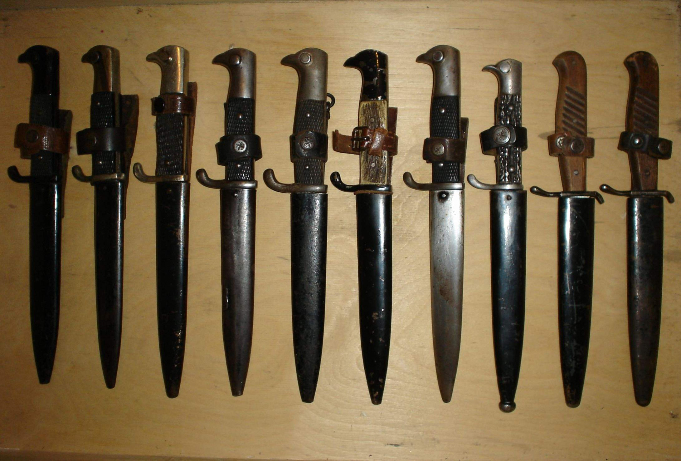 my knife collection page 2